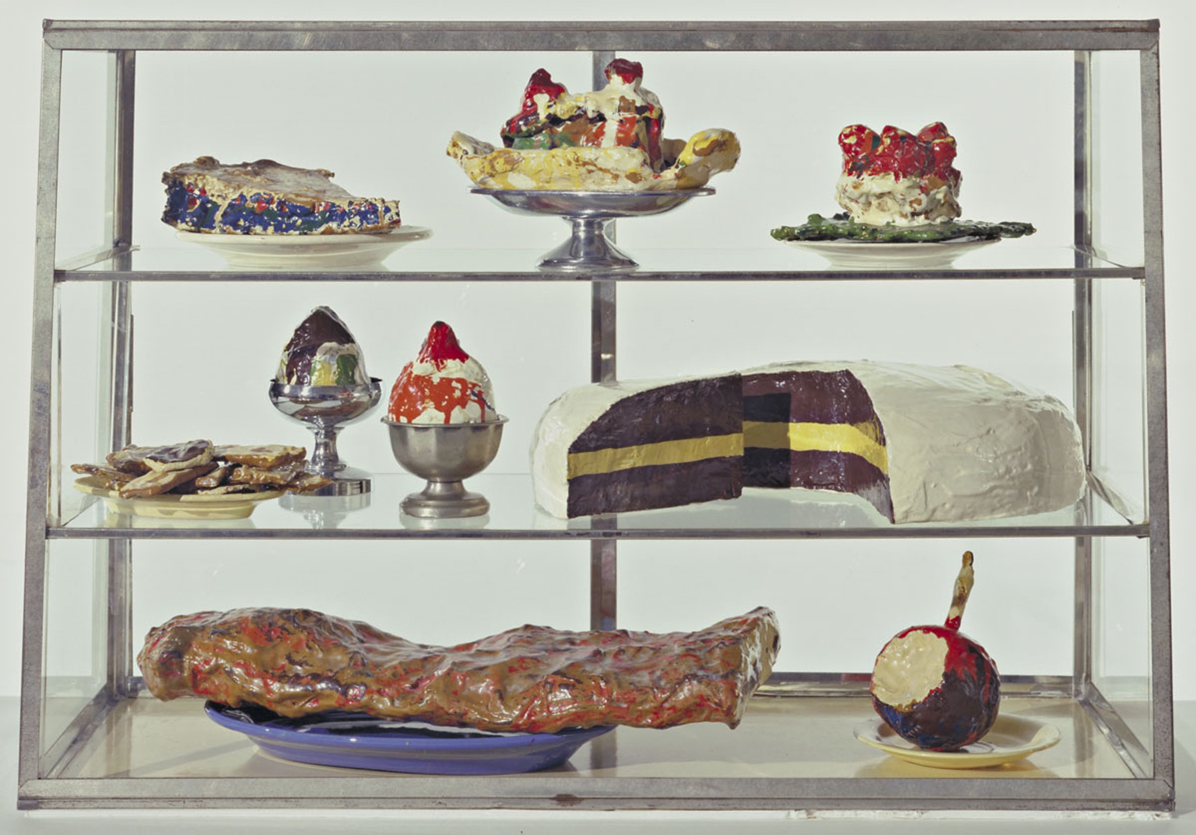 The Art Of Life Claes Oldenburg At Moma Ncpr News