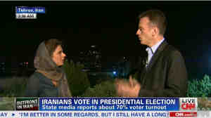 Steve Inskeep on CNN