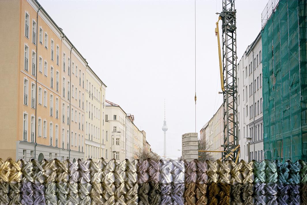 Bernauer Strasse, 2012