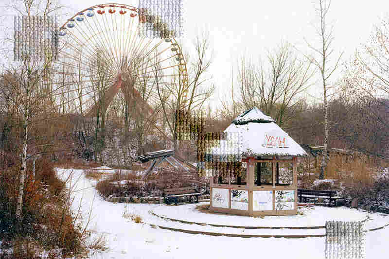 Spree Park, Abandoned DDR Amusement Park, 2013