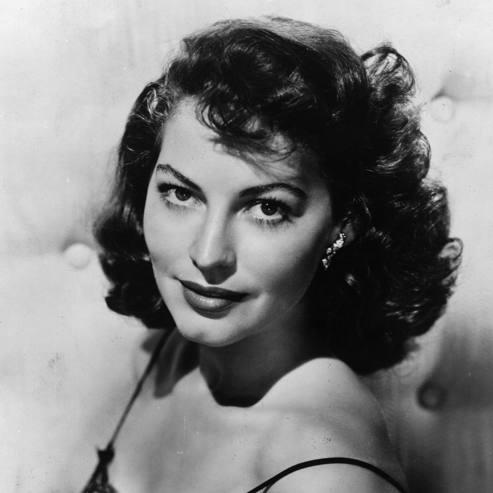 Ava Gardner's beauty was legendary and her love life was tumultuous. She starred in dozens of movies before her career was cut short by a debilitating stroke, and she died in 1990.