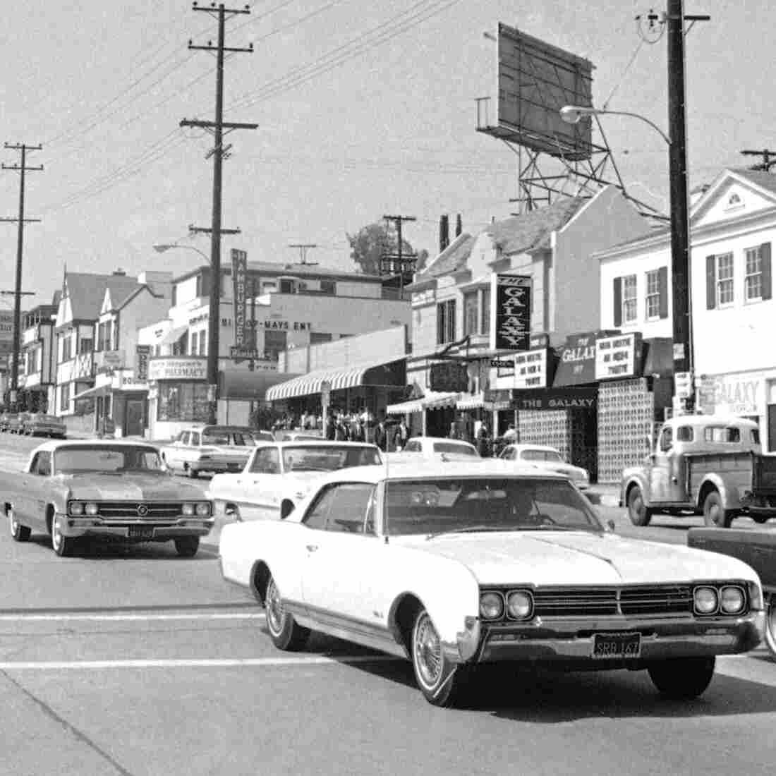Ever-Changing L.A. Links Walter Mosley To His Mid-Century P.I.
