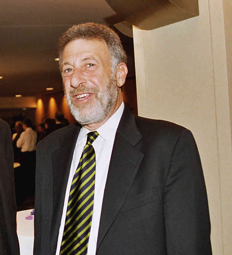 George Zimmer founded the Men's Wearhouse clothing st