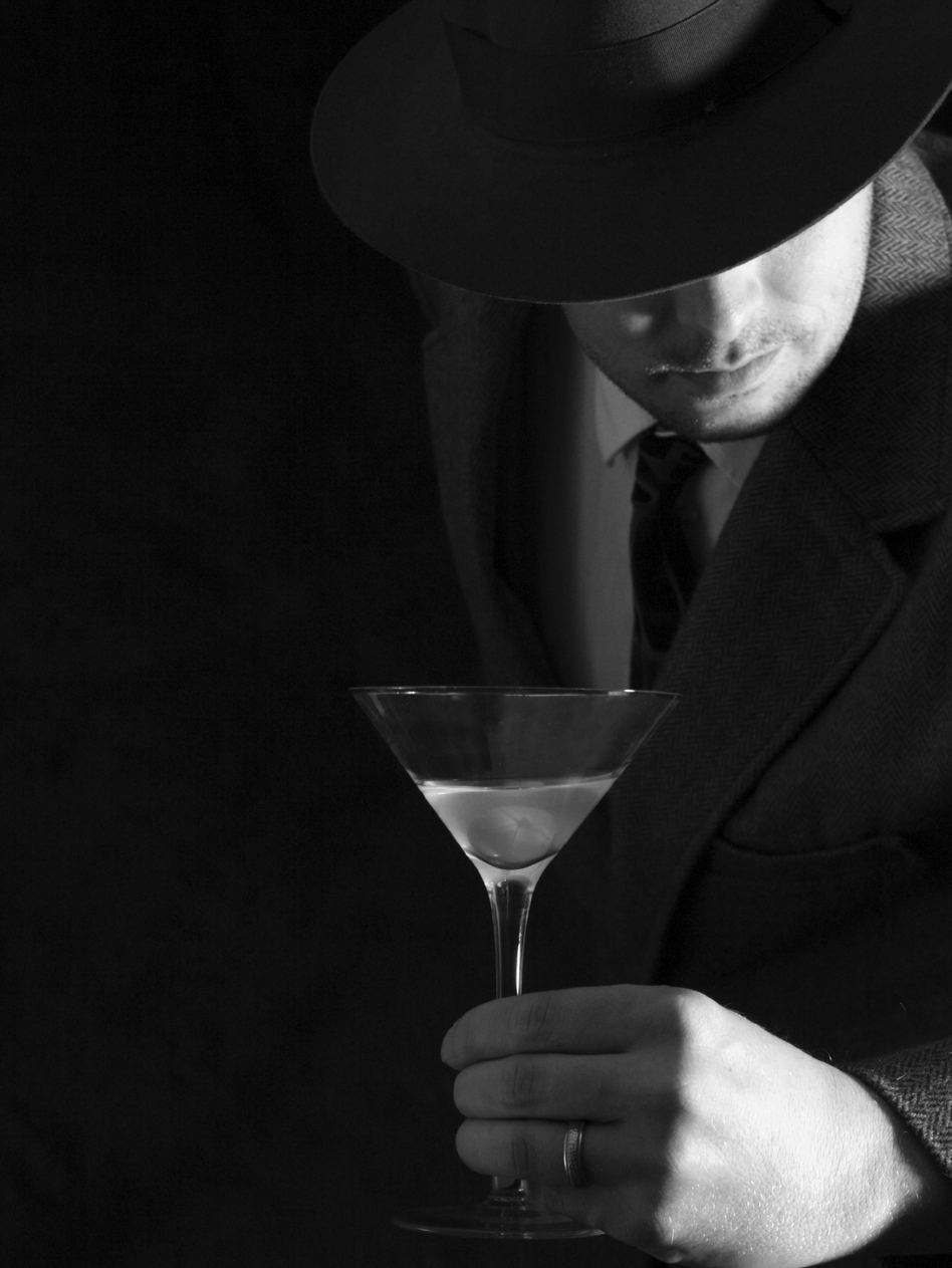 The martini: international drink of mystery? (iStockphoto.com)