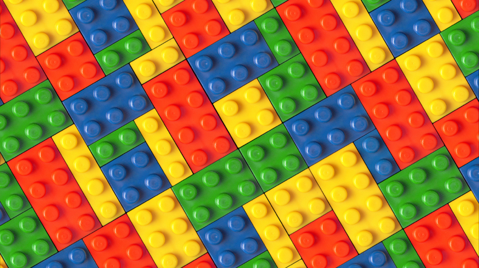 Legos and other interlocking toys are only one kind of blocks that remain popular with kids. (iStockphoto.com)