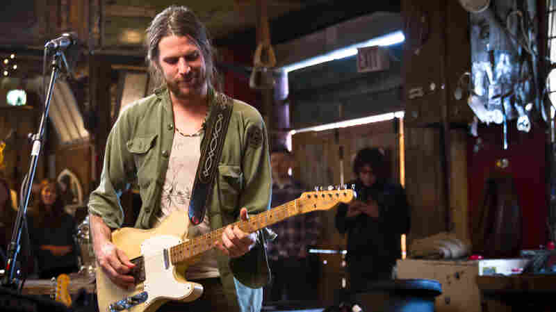 Laurel Canyon devotee Jonathan Wilson performed a special concert for KEXP.