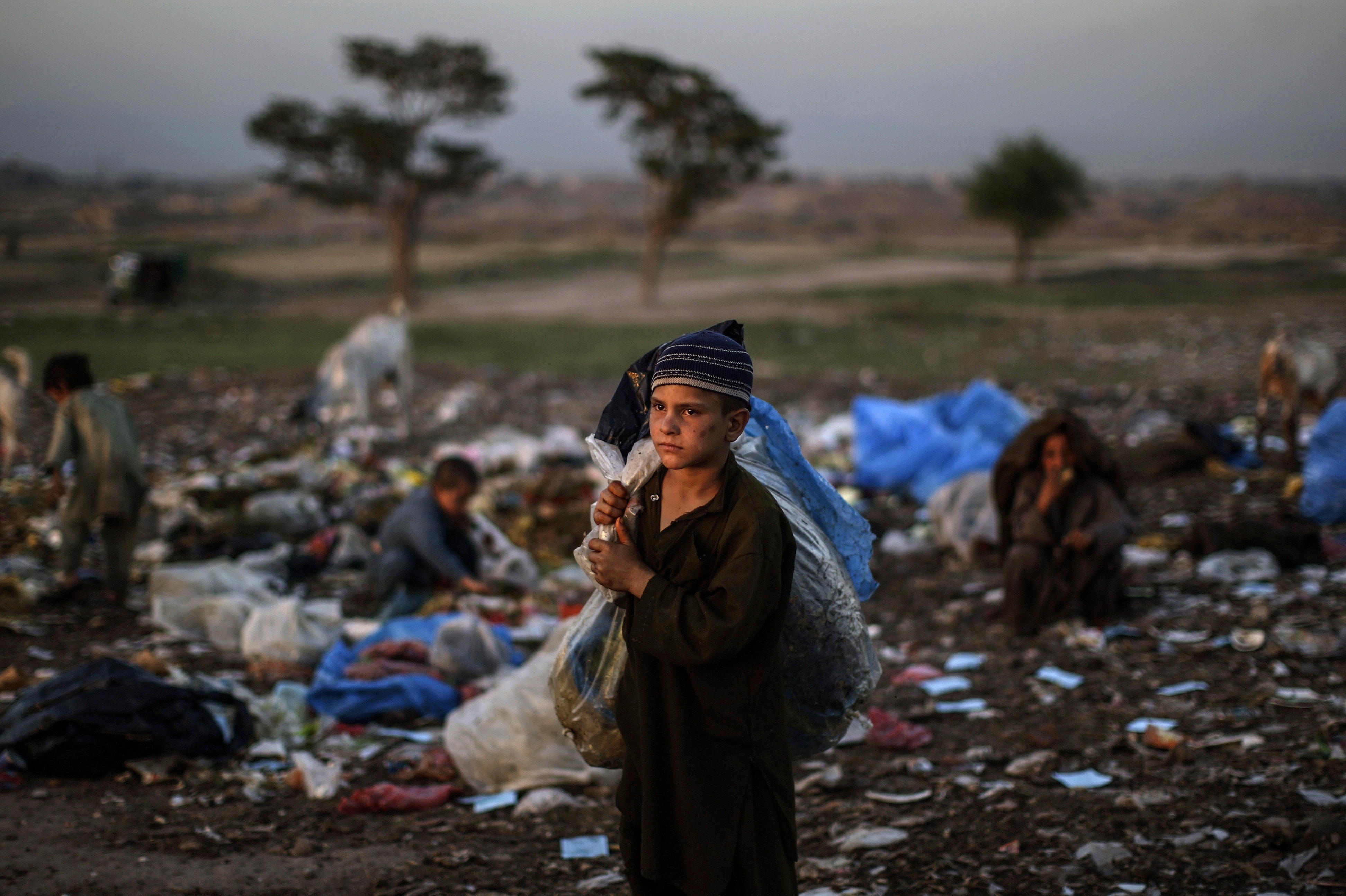 'Suffering On A Huge Scale': World Refugee Numbers Swell
