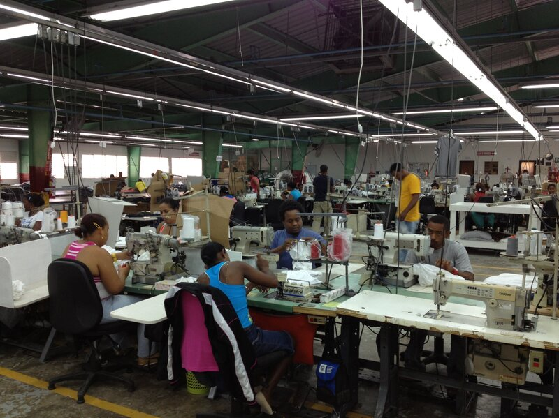Can This Dominican Factory Pay Good Wages And Make A Profit