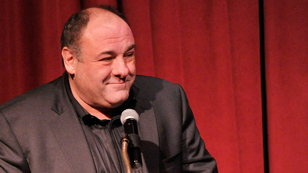 Actor James Gandolfini speaks at the New York Film Critics Circle Awards in January 2013. He died on June 19. (Getty Images)