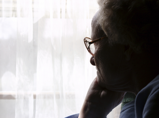 Depression is common among old people, affecting up to 25 percent.