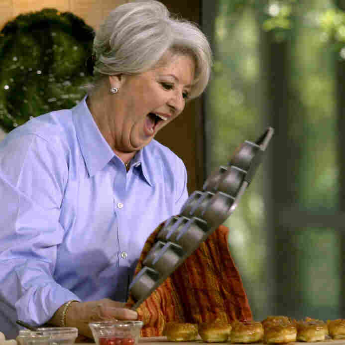 Will Paula Deen's admission of using a racial slur crumble her empire?