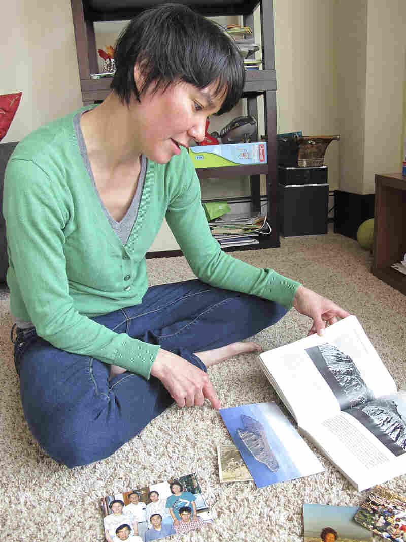 Poet Joan Naviyuk Kane will visit the island where her Inupiat Eskimo ance