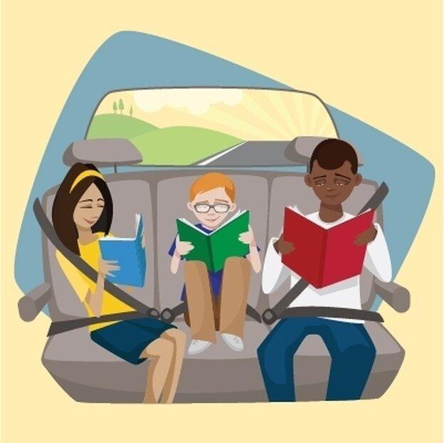 NPR's Backseat Book Club
