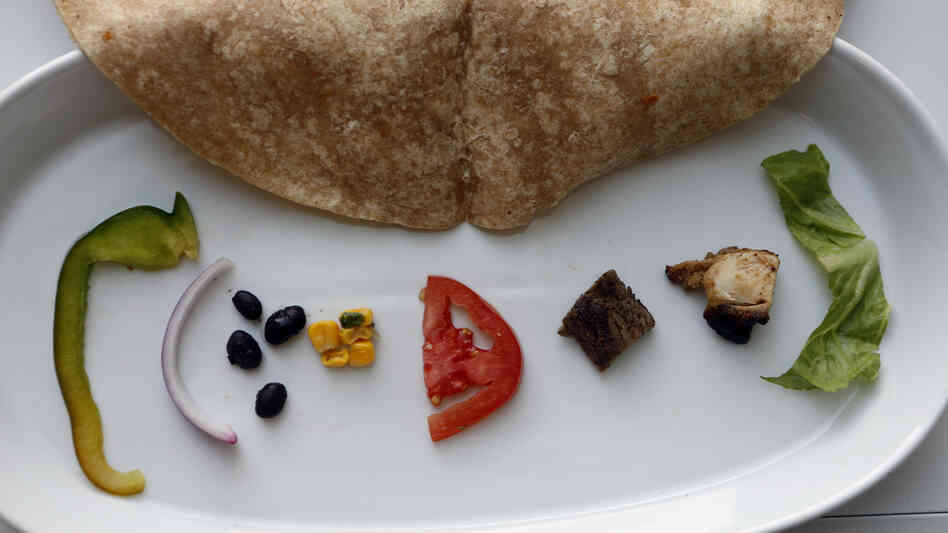 These organically farmed ingredients travel the world to join forces in a Boloco burrito.