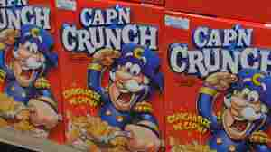 He's An Impostor, The Navy Says About Cap'n Crunch