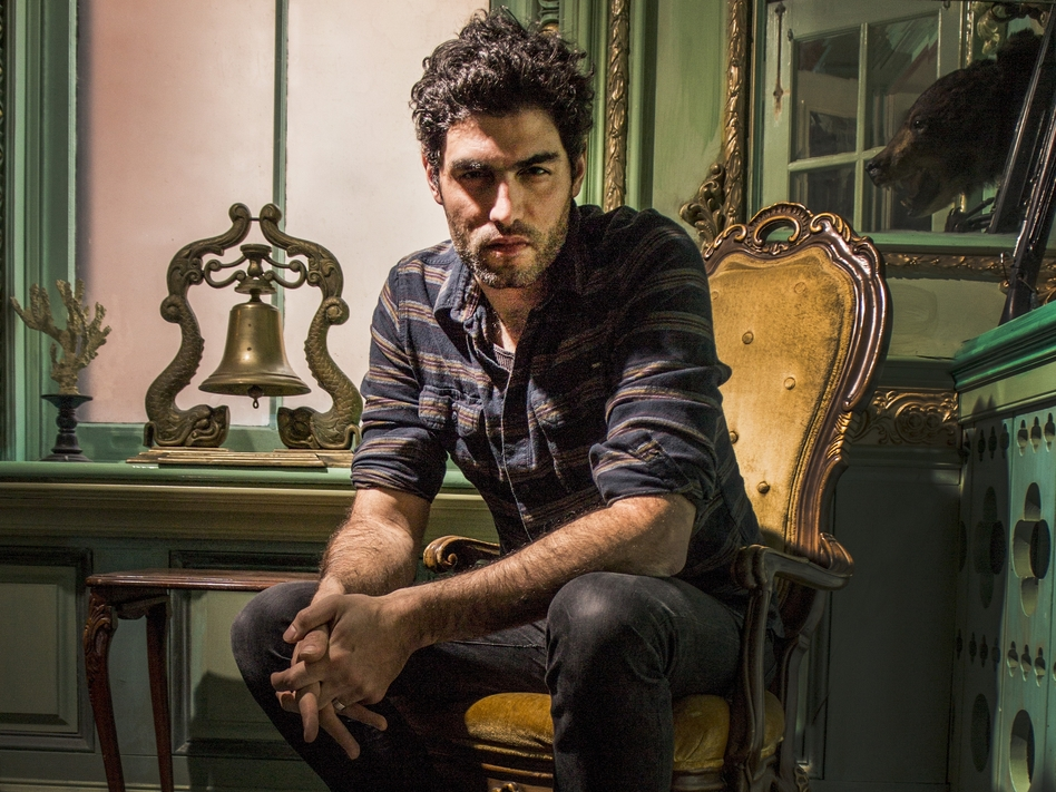 Daughn Gibson's new album, Me Moan, comes out July 9.