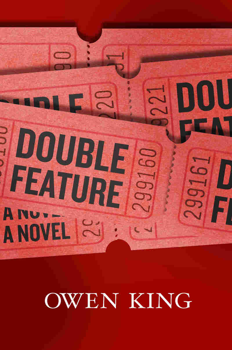 Owen King's debut novel, Double Feature, tells the story of a complicated relationship between a father and son, and the horrors of filmmaking.