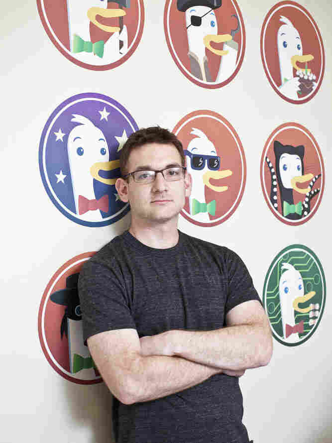 Gabriel Weinberg is the founder and CEO of DuckDuckGo.