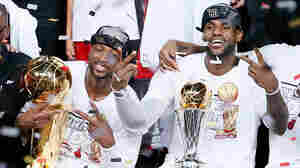 Lebron James Leads Heat To Back-To-Back NBA Titles