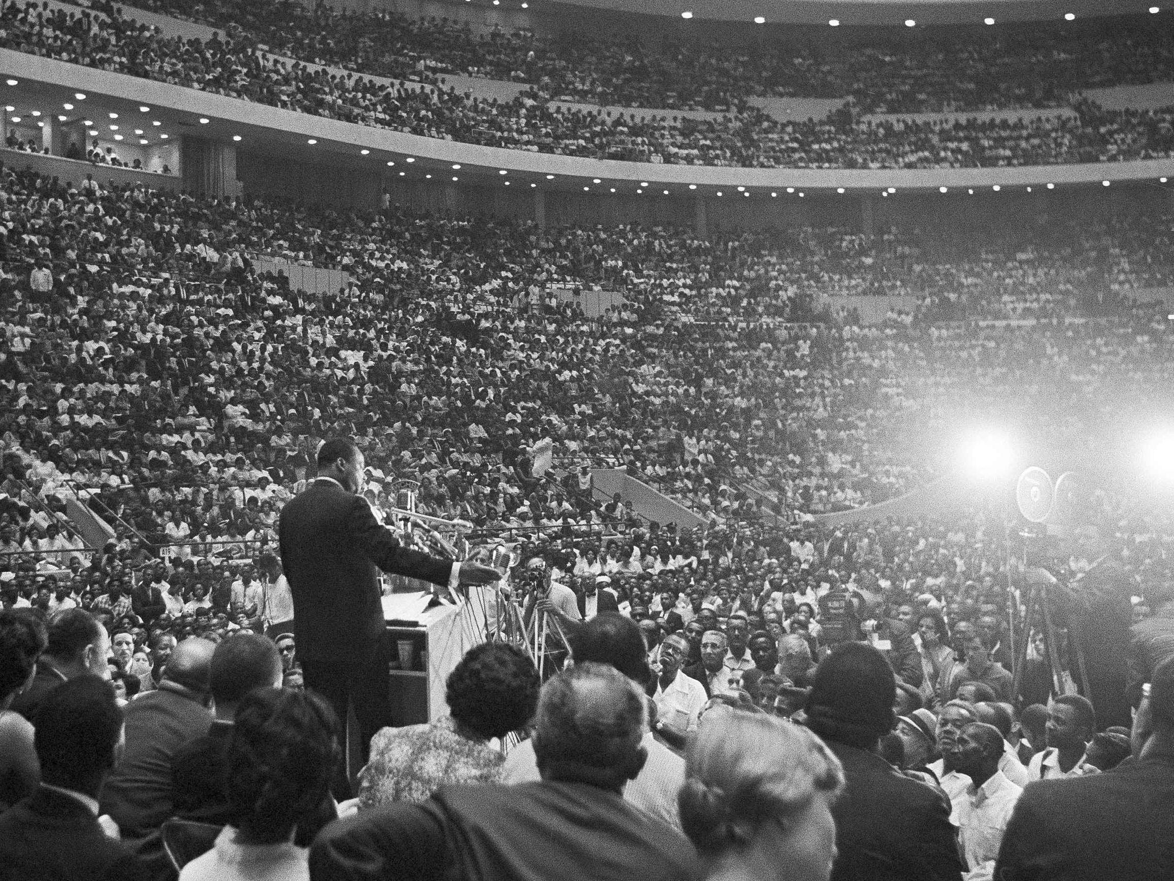 Deconstructing Martin Luther King, Jr.'s Dream