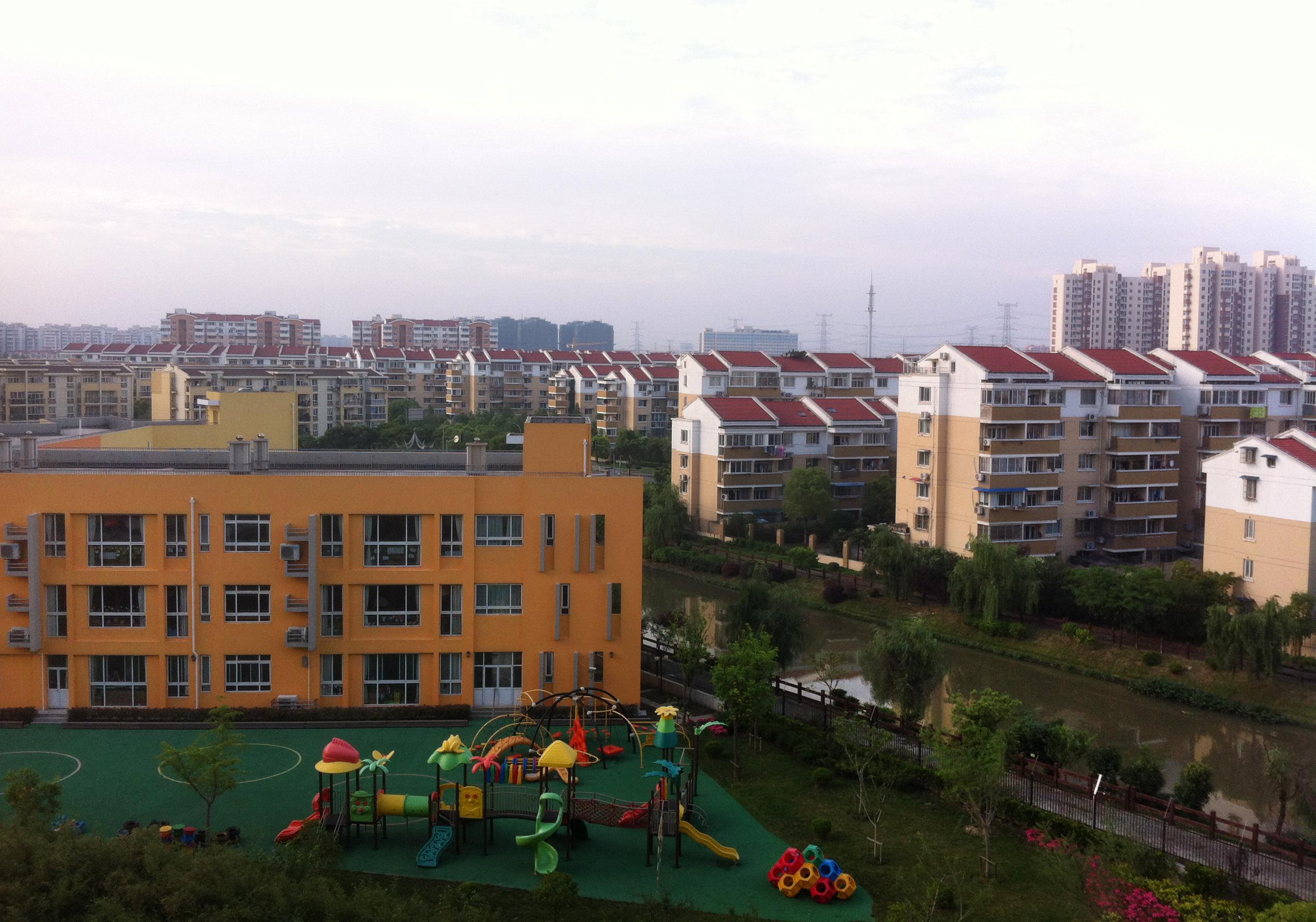 Concrete Floors! No Working Toilet! Just $200K In Shanghai