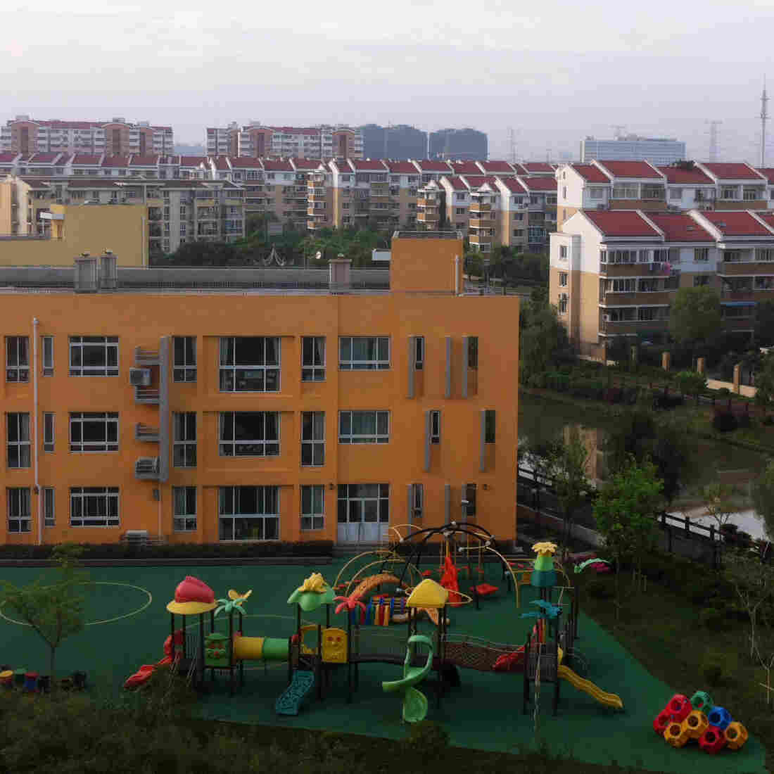 Apartments, apartments, everywhere; nor any flat to buy: Survey after survey reveals that young Chinese are stressed out — and skyrocketing property prices are one of the main reasons.