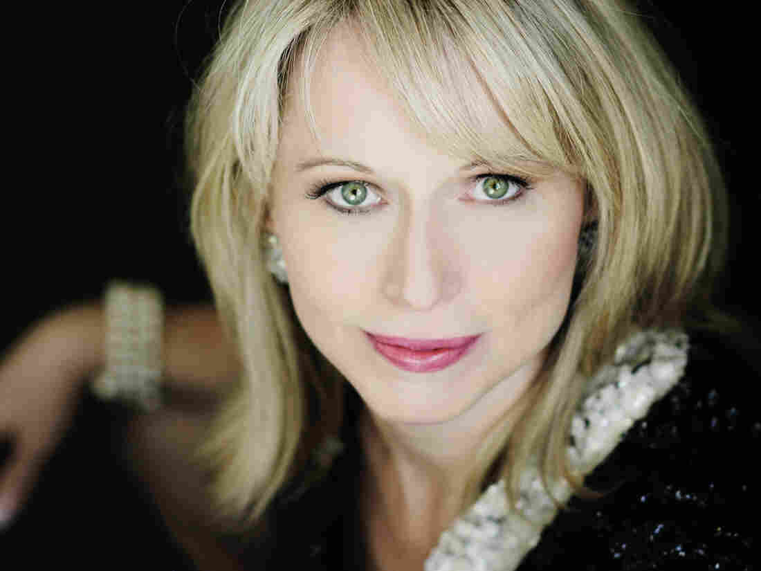 Karen Oberlin.