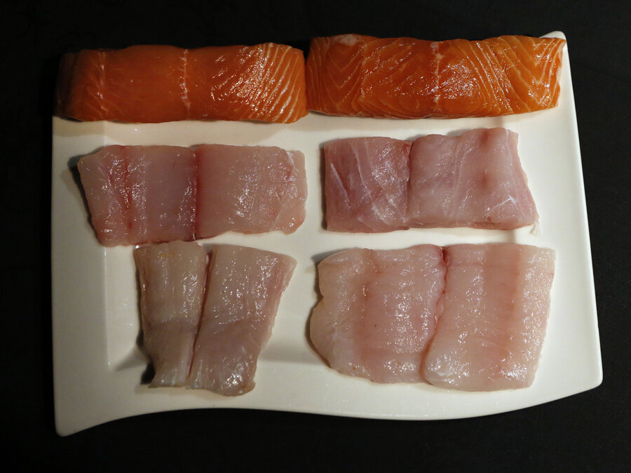 How well do you know your fish fillet even chefs can be fooled enlarge this image ccuart Image collections