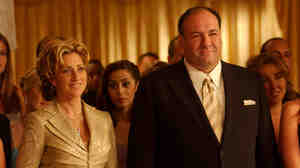 James Gandolfini played Tony Soprano