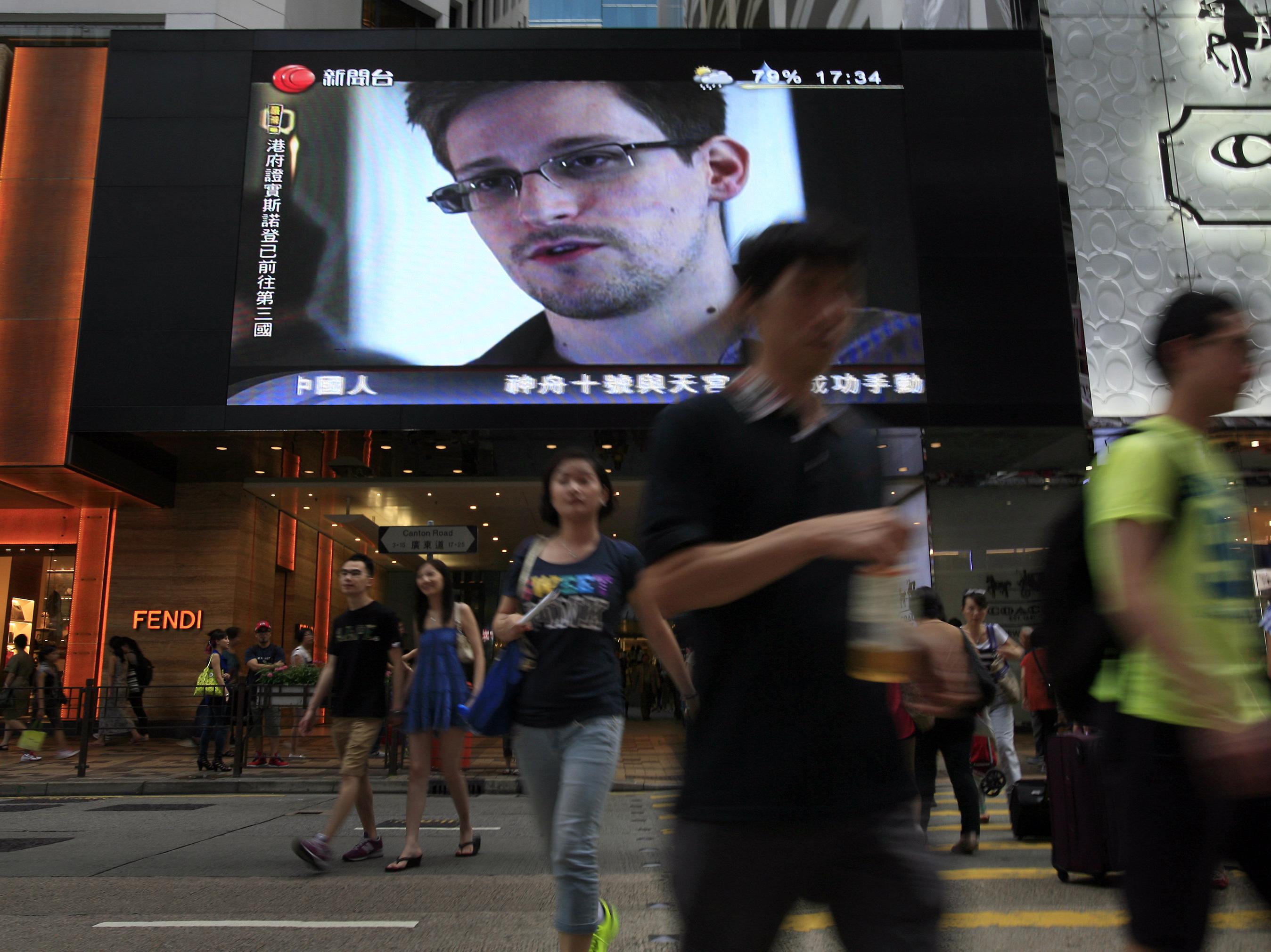 Ecuador Says NSA Leaker Has Asked For Asylum