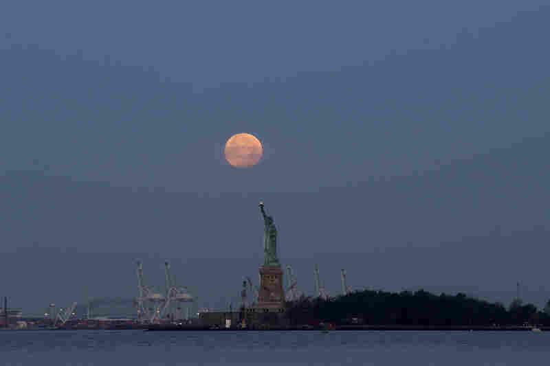 Statue of Liberty, New York City, June 23
