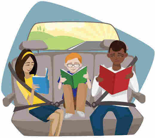 NPR's Back-Seat Book Club