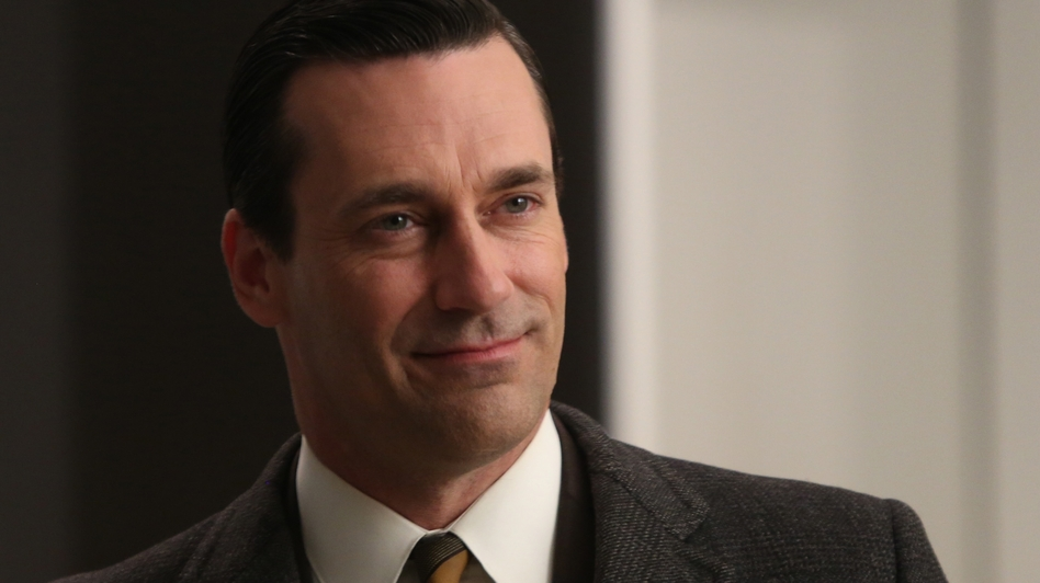 Jon Hamm as Don Draper on Mad Men. (AMC)