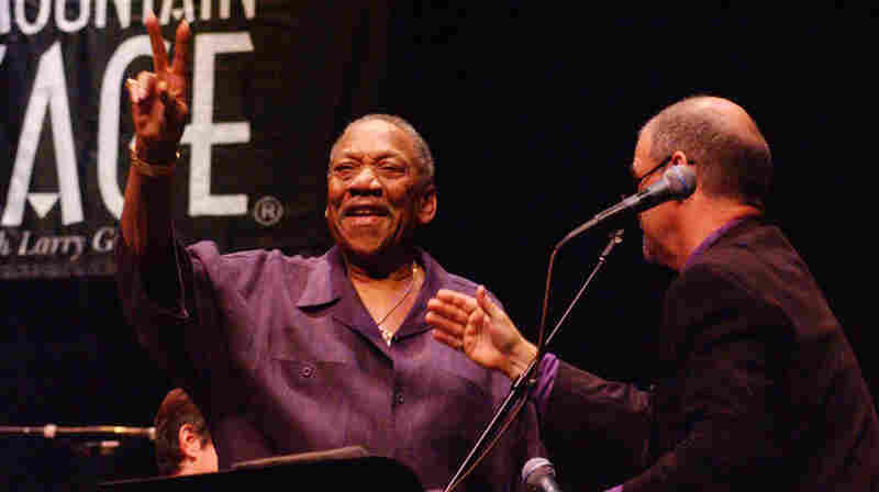 From The Archives: Bobby 'Blue' Bland On Mountain Stage