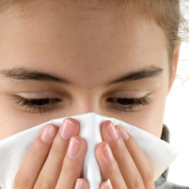 Diagnosing A Sinus Infection Can Be A DIY Project : Shots - Health