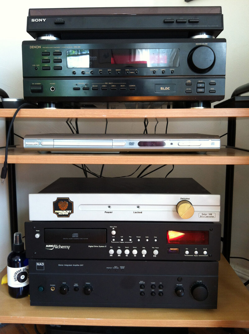 What Your Stereo Looks Like : All Songs Considered : NPR