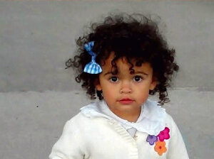 This October 2011 photo provided by Melanie Capobianco shows her adoptive daughter, Veronica, trick-or-treating in Charleston, S.C. The Supreme Court handed down a decision Tuesday in favor of the Capobiancos, who sued after Veronica was returned to her biological father under the Indian Child Welfare Act.