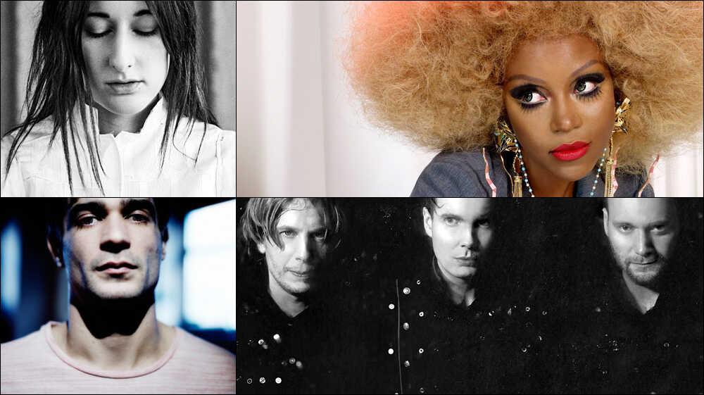 New Music: Sigur Rós, Zola Jesus, Jon Hopkins, Ebony Bones, More