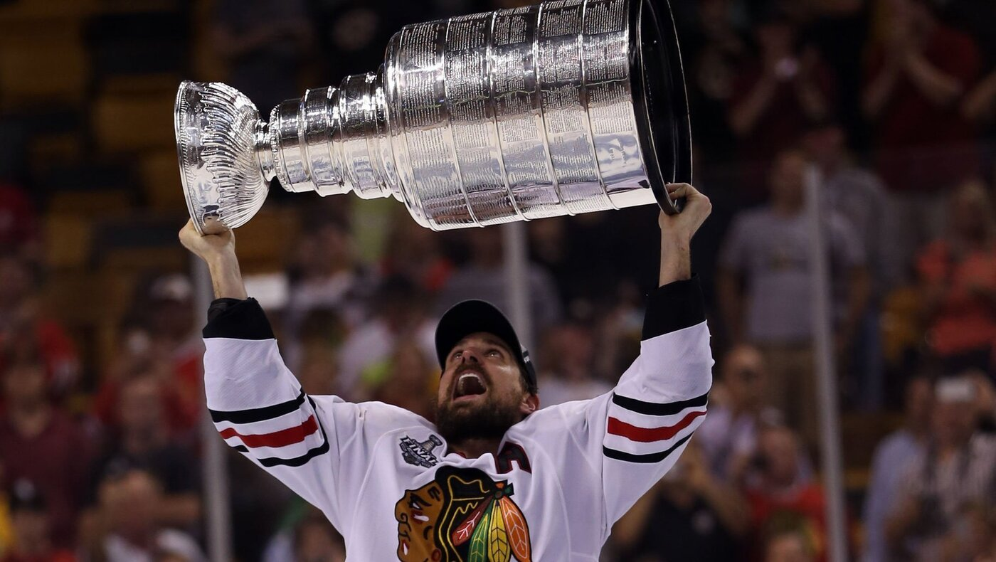 17 Stunning Seconds Give Blackhawks The NHL's Stanley Cup