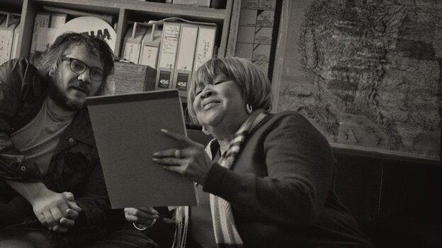 Mavis Staples has been performing for more than six decades. One True Vine is her second