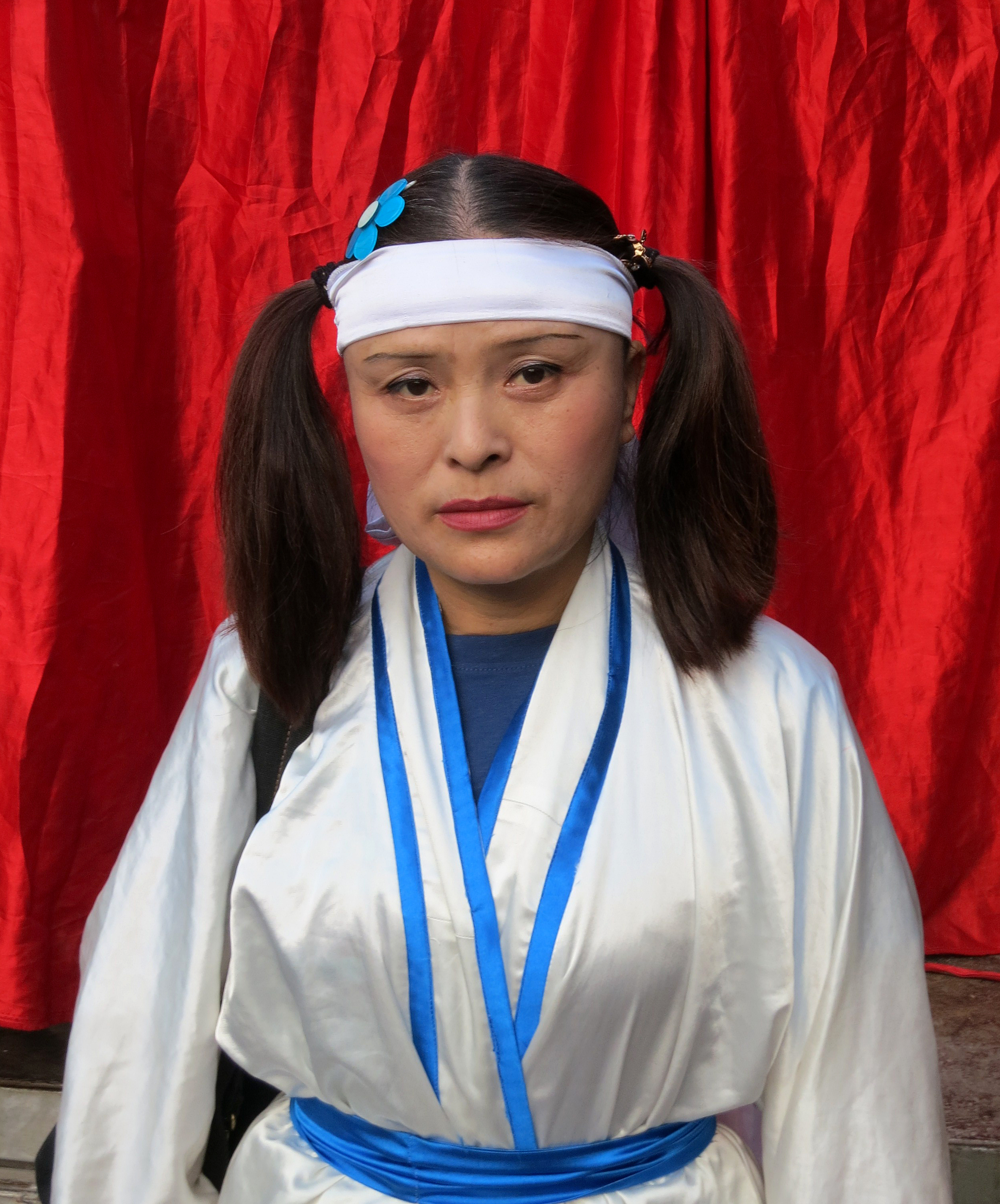 Belly Dancing For The Dead: A Day With China's Top Mourner
