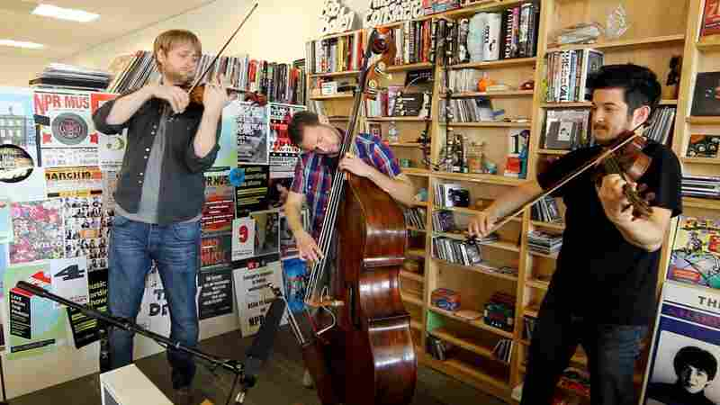 Time For Three: Tiny Desk Concert