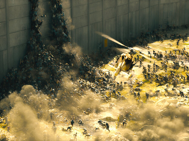 World War Z is just the latest pop-culture incarnation of the Zombie Apocalypse. Adam Frank says the zombies keep coming because they're trying to tell us something.