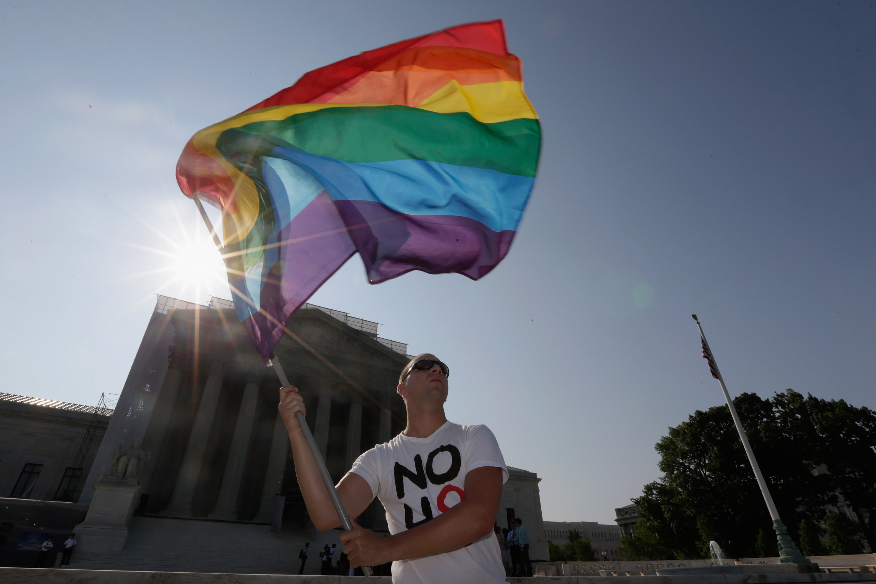 AS THEY HAPPENED: Supreme Court Rulings On Same-Sex Marriage