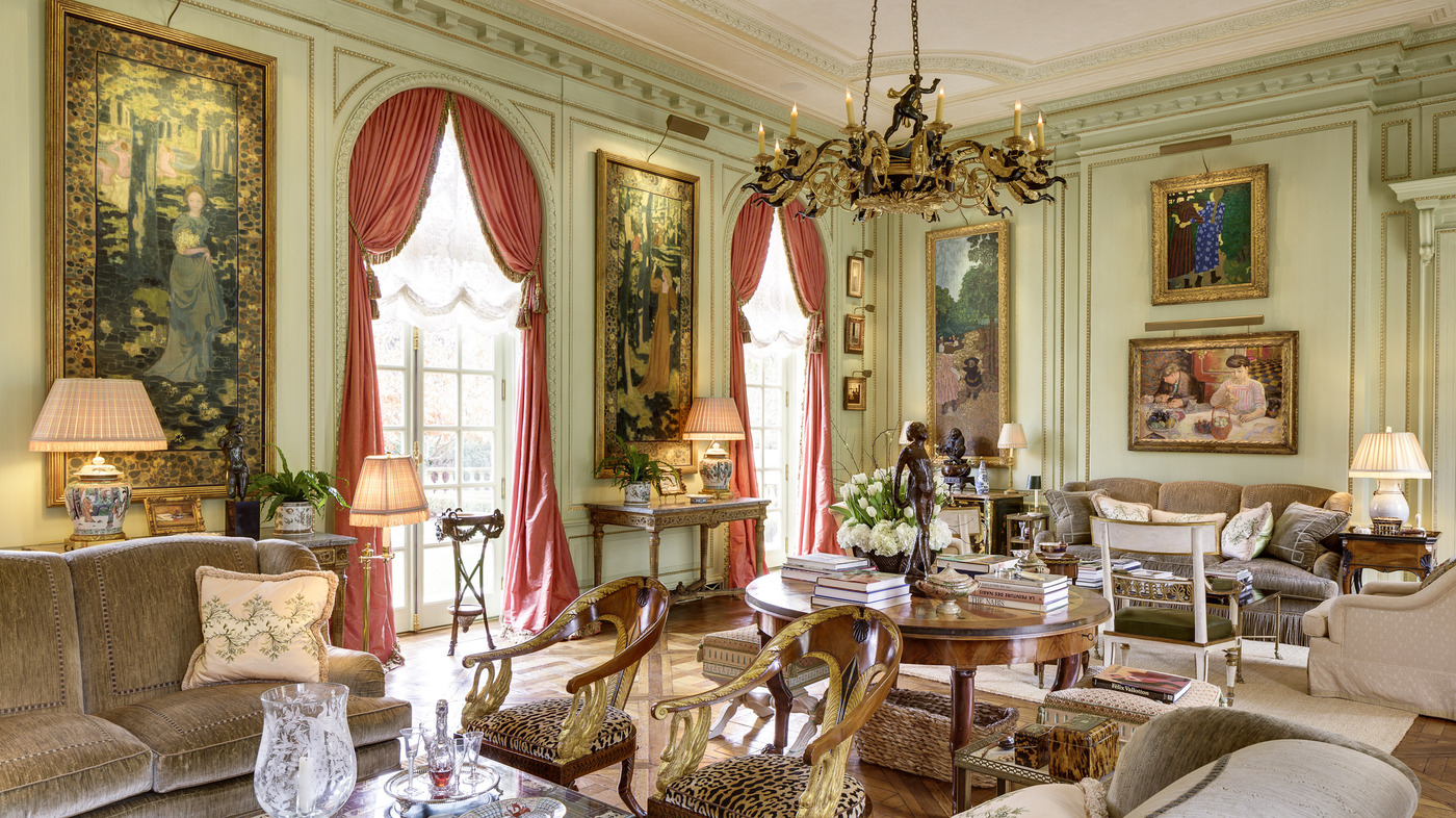A paris vacation for nashville millionaires 39 french art npr for Le salon in french