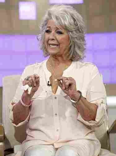 Celebrity chef Paula Deen appears on NBC News' Today show on Wednesday.