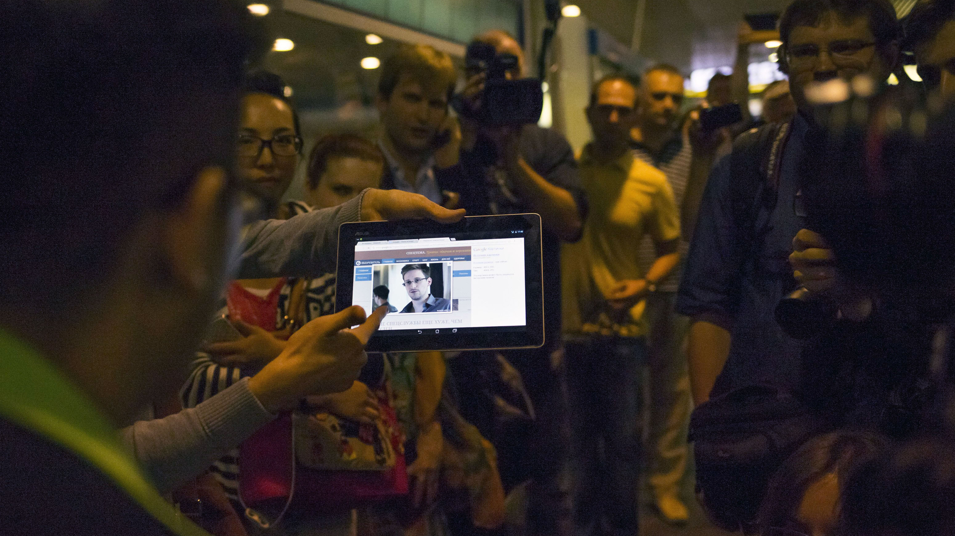 The U.S. Wants Snowden. Why Won't The World Cooperate?