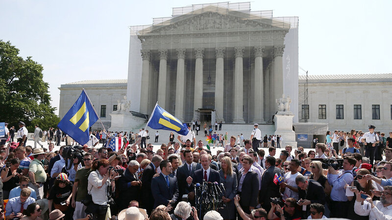Supreme Court Ruling Gay Marriage Date