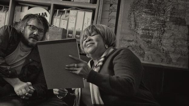 Mavis Staples has been performing for more than six decades. One True Vine is her second album-length collaboration with Wilco frontman Jeff Tweedy. (Courtesy of the artist)