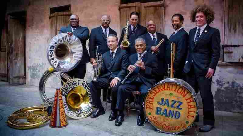 Preservation Hall Jazz Band's new album, That's It!, comes out July 9.
